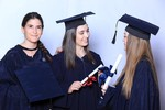 Graduating students by University for Business and Technology