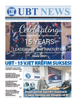 UBT News - Maj 2016 by University for Business and Technology