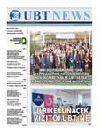UBT News - Dhjetor 2015 by University for Business and Technology