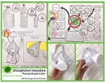Protective mask-as an emergency (Covid-19) by Anyla Lipa